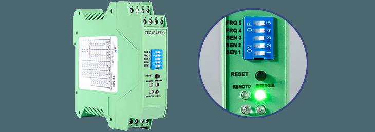 TF-520: Módulo Detector de Laço