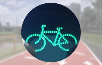 Semáforos para Ciclovias